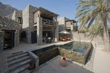 Villa Suite Zighy front de mer avec piscine (2 chambres)
